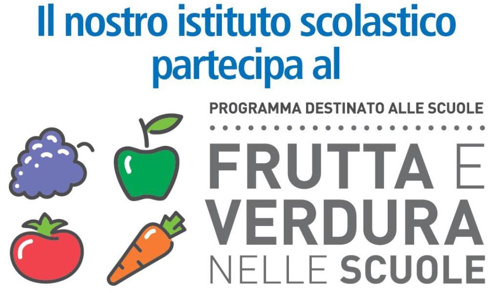 Avvio progetto Frutta e verdura nelle scuole