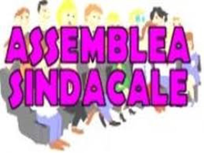 assemblea sindacale unitaria