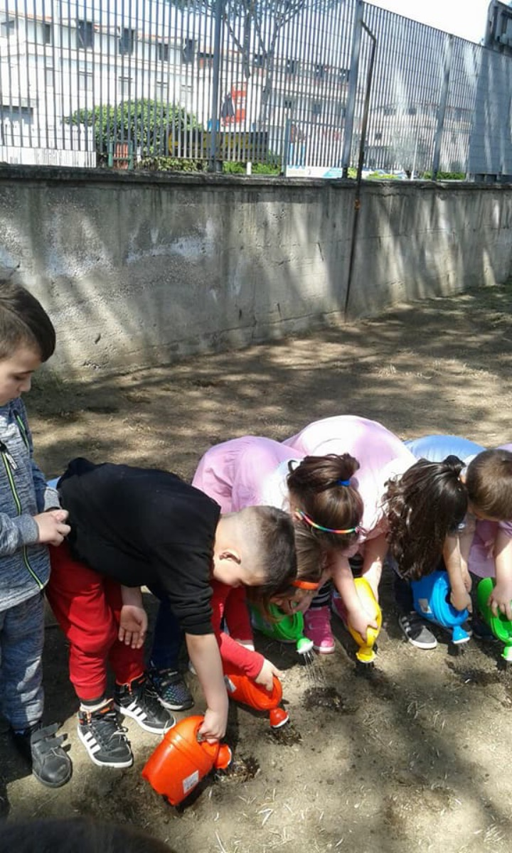 Progetto scuola infanzia
