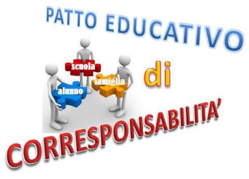 Patto di corresponsabilità scuola-famiglia